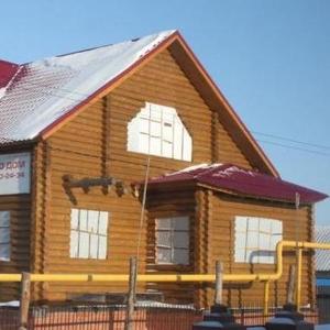 Продаю дом из калиброванного бревна