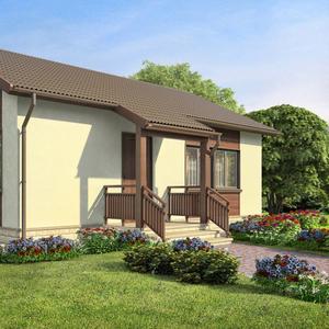 Строительство домов из бруса каркасное из СИП-панеле строительство