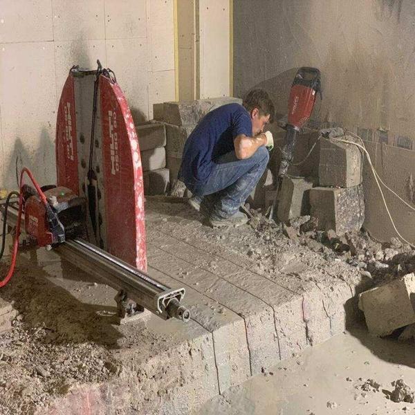 Алмазная резка бетона. 2