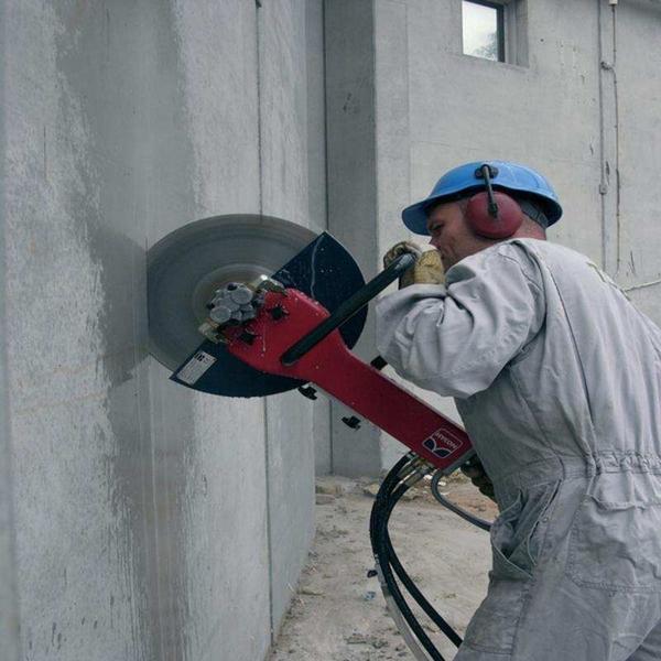 Алмазная резка бетона. 3