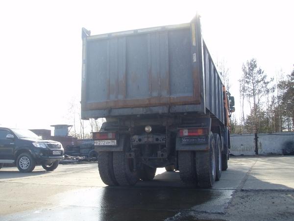Самосвал Мерседес Актрос 3341 АК 6