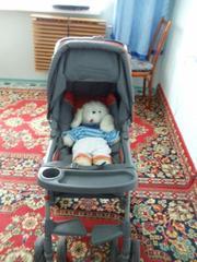 Продается детская коляска EVERFLO