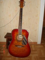 Продам новую инструментальную гитару HOHNER HW420 + чехол