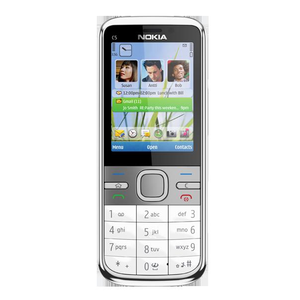 Смартфон Nokia C5