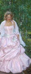 продам шикарное свадебное платье! производство италия!!!