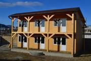 Строительство домов коттеджей по канадской технологии
