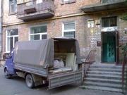 Услуги грузового такси. Газель от 3 до 6 м