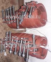Тормоза колодочные в сборе к российским талям серии ТЭ